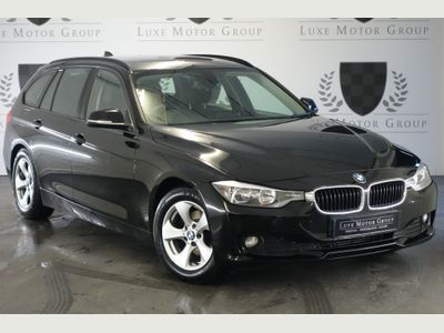 BMW 3 Series Estate 2.0 320d ED BluePerformance EfficientDynamics Touring (s/s) 5dr
