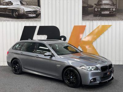BMW 5 Series Estate 2.0 520d M Sport Touring 5dr