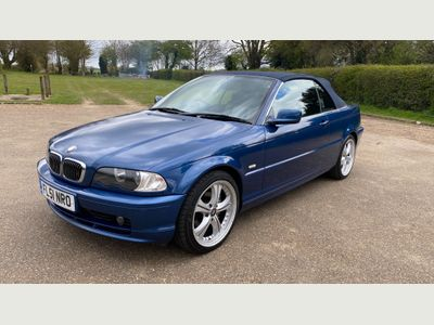 BMW 3 Series Convertible 2.2 320Ci 320 Auto 2dr