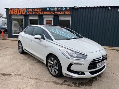 "Citroen DS5 Hatchback 2.0 HDi DSport (17"" Alloys) 5dr"