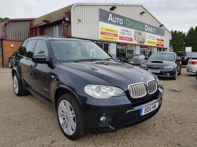 BMW X5 SUV 3.0 40d M Sport xDrive 5dr