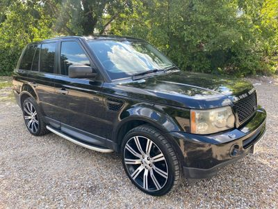 Land Rover Range Rover Sport SUV 4.2 V8 Supercharged First Edition 5dr