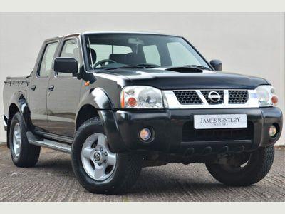 Nissan Navara Pickup 2.5 Di Outlaw Crewcab Pickup 4dr