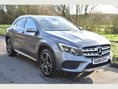 Mercedes-Benz GLA Class SUV 1.6 GLA200 AMG Line (Executive) 7G-DCT (s/s) 5dr