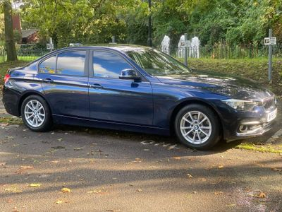 BMW 3 Series Saloon 2.0 320d SE Auto (s/s) 4dr