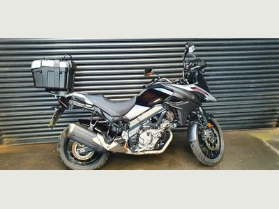 Suzuki V-Strom 650 Adventure 650 ABS