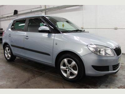 SKODA Fabia Hatchback 1.2 SE Plus 5dr