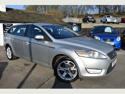 Ford Mondeo Estate 1.8 TDCi Sport 5dr