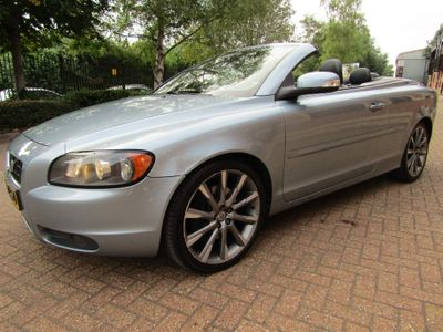 Volvo C70 Unlisted 2.4 D5 SE GEARTRONIC AUTO CONVERTIBLE