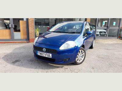 Fiat Grande Punto Hatchback 1.4 Eleganza 5dr