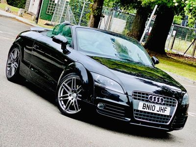 Audi TT Convertible 2.0 TFSI S line Special Edition Roadster 2dr