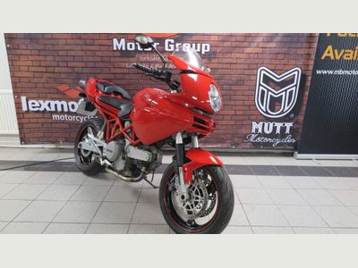 Ducati Multistrada 620 Adventure 620