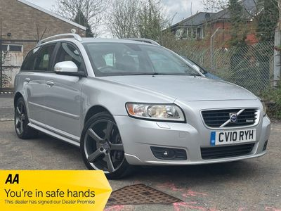 Volvo V50 Estate 2.4 D5 R-Design SE Geartronic 5dr
