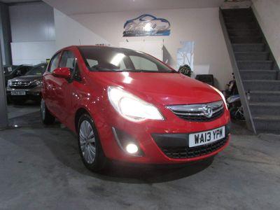 Vauxhall Corsa Hatchback 1.2 i Energy 5dr