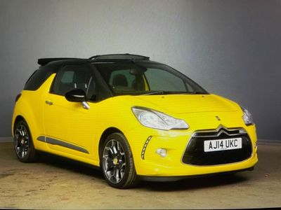 Citroen DS3 Cabrio Convertible 1.6 e-HDi Airdream DStyle Cabriolet 2dr
