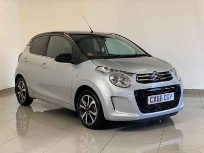 CITROEN C1 Hatchback 1.2 PureTech Flair Edition 5dr