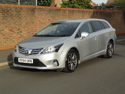 Toyota Avensis Estate 2.2 D-CAT Icon Business Edition 5dr
