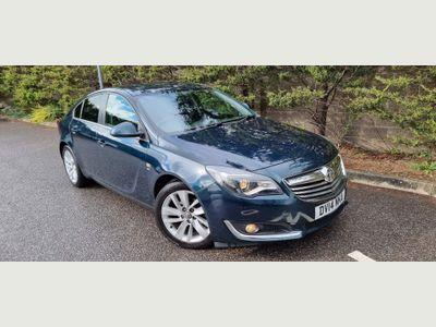 Vauxhall Insignia Hatchback 2.0 CDTi ecoFLEX SRi (s/s) 5dr