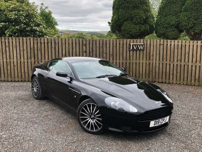 Aston Martin DB9 Coupe 6.0 Seq 2dr