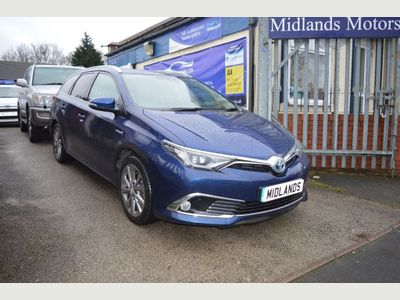Toyota Auris Estate 1.8 VVT-h Excel Touring Sports CVT (s/s) 5dr