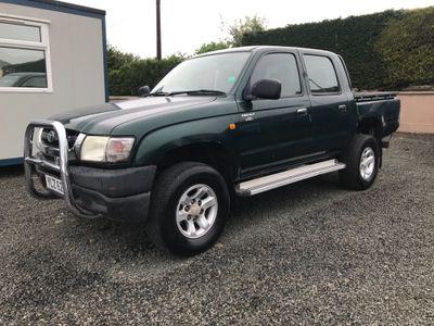 Toyota Hilux Unlisted 2.5 D4D EX crewcab