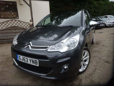 Citroen C3 Hatchback 1.6 e-HDi Airdream Selection 5dr