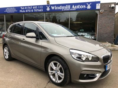 BMW 2 Series Active Tourer MPV 1.5 216d Luxury Active Tourer (s/s) 5dr