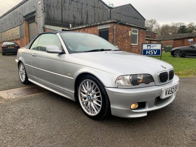 BMW 3 Series Convertible 3.0 330Ci Sport 2dr