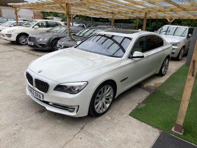BMW 7 Series Saloon 4.4 750Li V8 SE (s/s) 4dr