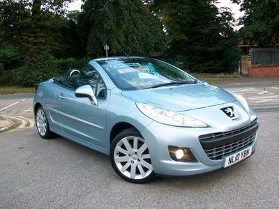 Peugeot 207 CC Convertible 1.6 HDi FAP GT 2dr