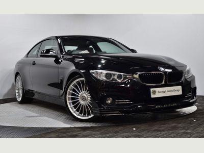 BMW Alpina D4 Coupe