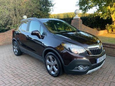 Vauxhall Mokka SUV 1.7 CDTi SE 2WD (s/s) 5dr
