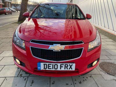 Chevrolet Cruze Saloon 1.8 i LT 4dr