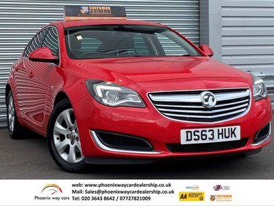 Vauxhall Insignia Hatchback 2.0 CDTi ecoFLEX Tech Line (s/s) 5dr