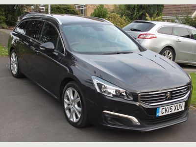 Peugeot 508 SW Estate 2.0 BlueHDi Allure (s/s) 5dr