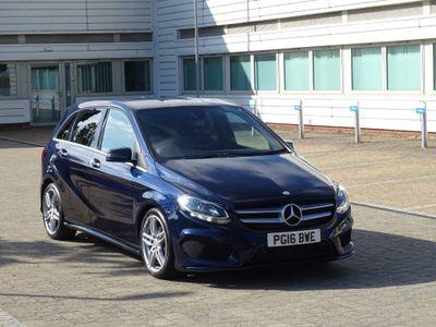 Mercedes-Benz B Class MPV 1.5 B180d AMG Line (s/s) 5dr