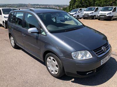 Volkswagen Touran MPV 1.6 FSI SE 5dr (5 Seats)