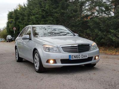 Mercedes-Benz C Class Saloon 1.8 C180 SE 4dr