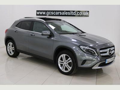Mercedes-Benz GLA Class SUV 2.1 GLA200 Sport (Premium Plus) (s/s) 5dr