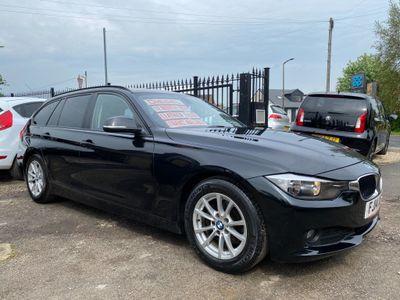 BMW 3 Series Estate 2.0 320d ED EfficientDynamics Business Touring (s/s) 5dr
