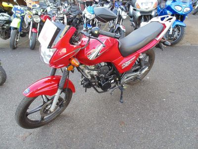 Lexmoto Hunter Moped 50