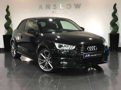 Audi A1 Hatchback 1.6 TDI Black Edition (s/s) 3dr