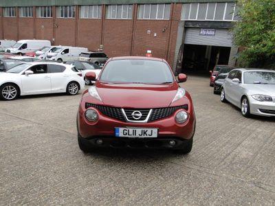 Nissan Juke SUV 1.5 dCi 8v Acenta Premium 5dr