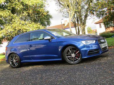 Audi S3 Hatchback 2.0 TFSI quattro 3dr