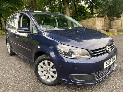 Volkswagen Touran MPV 1.6 TDI BlueMotion Tech S (s/s) 5dr (7 Seat)