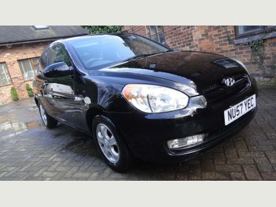 Hyundai Accent Hatchback 1.4 Atlantic 3dr