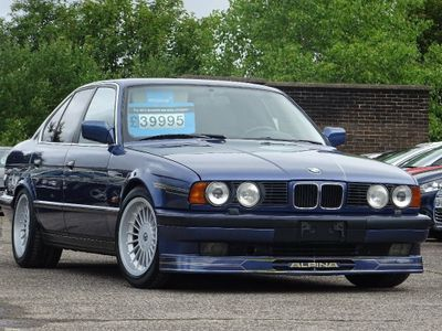 BMW Alpina B10 Saloon
