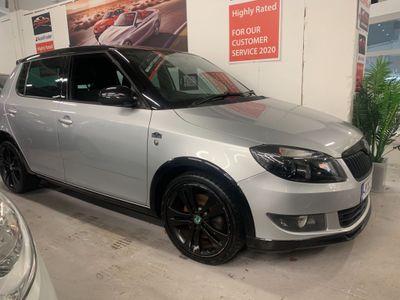 SKODA Fabia Hatchback 1.2 TSI Monte Carlo 5dr