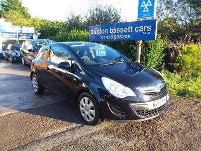 Vauxhall Corsa Hatchback 1.3 CDTi ecoFLEX 16v Exclusiv 3dr