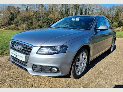 Audi A4 Avant Estate 2.0 TFSI SE S Tronic quattro 5dr